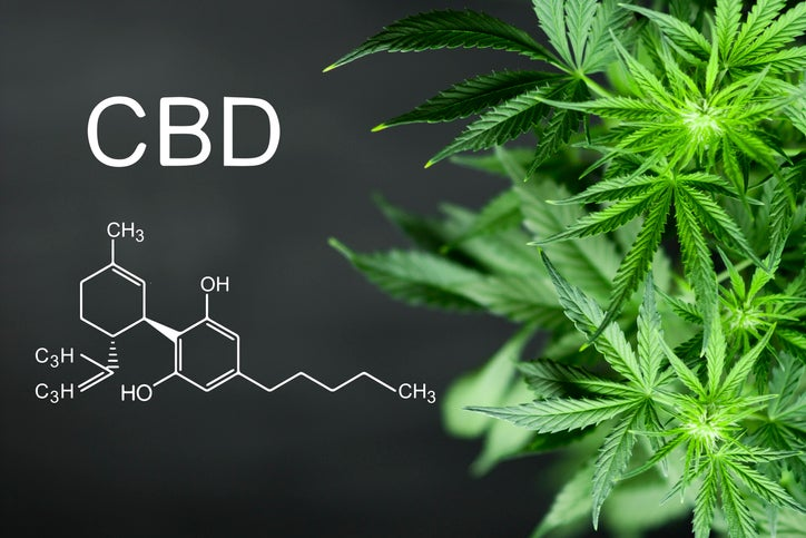 I add CBD as an oil to my massage cream which I use in sessions upon request.